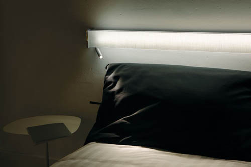 Continua the Modular Lightning System bedside