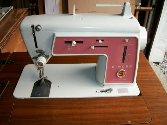 Perfect Stitch August 40 Interesting White Sewing Machine Model 1265