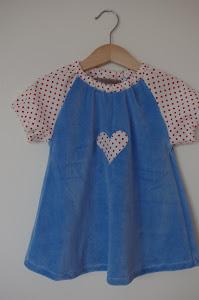 Giveaway kjole