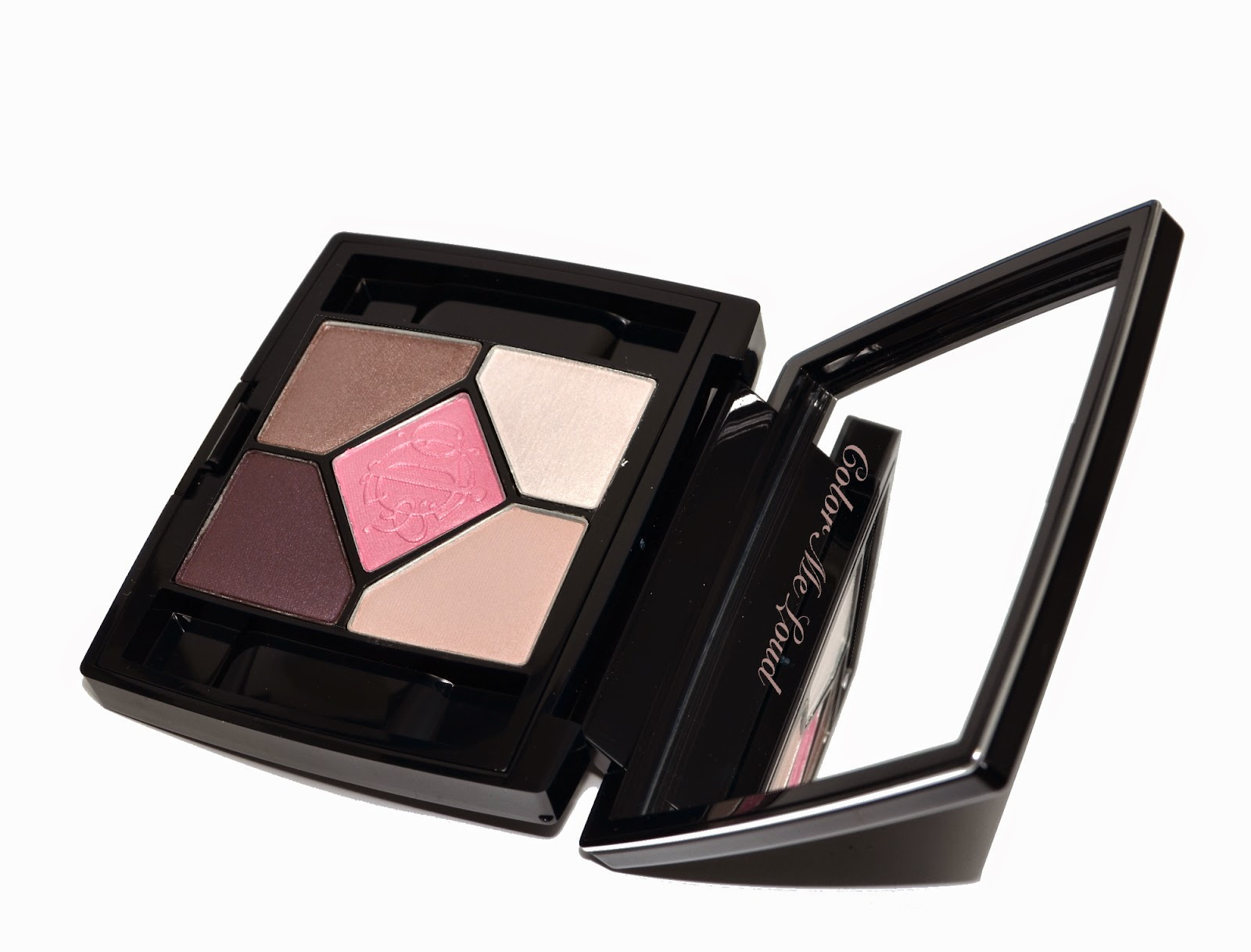 Dior 5 Couleurs #856 House of Pinks, Kingdom of Colors Edition