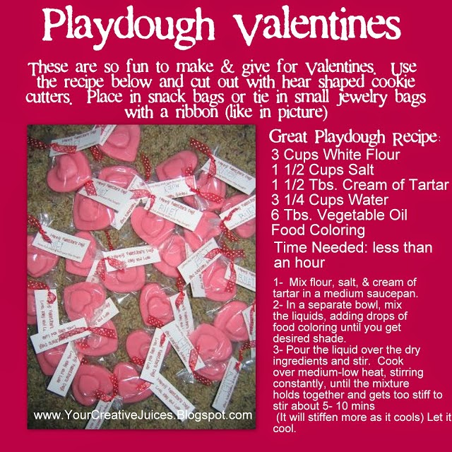 http://yourcreativejuices.blogspot.com/2010/02/playdough-valentines.html