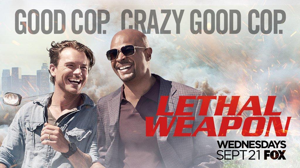 Assistir Lethal Weapon  – 1ª Temporada Episódio 15 – Legendado Online