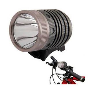luces delanteras bicicletas