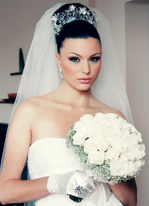 Wedding Photo/Frizura per Nuse519