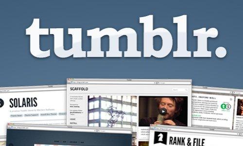 cara mudah membuat blog di tumblr