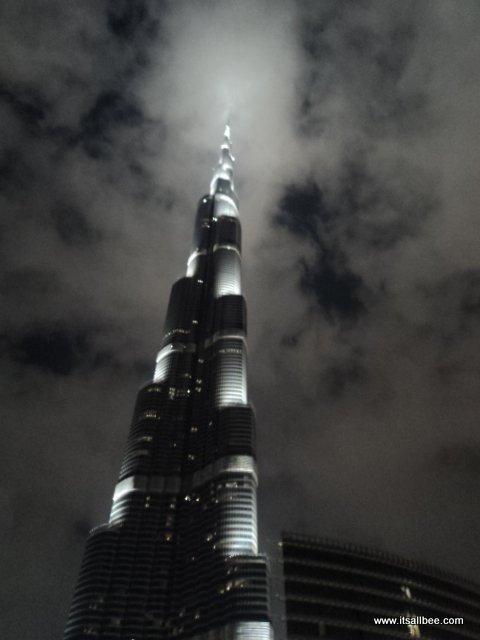 Top 10 Things To Do In Dubai burj khalifa