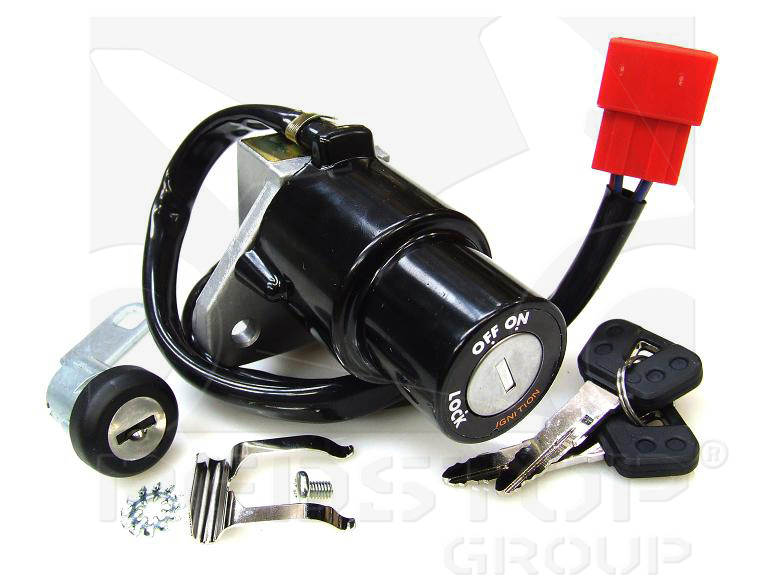 Ignition Switch And Lock Set For Yamaha Yzf