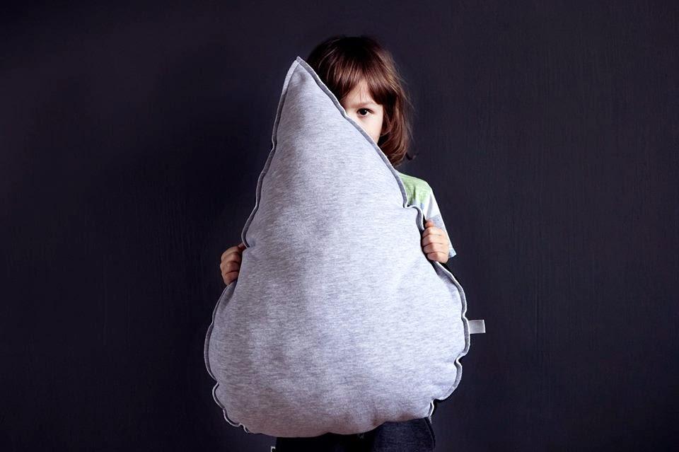 Handmade cushions by Polish brand Kujukuju