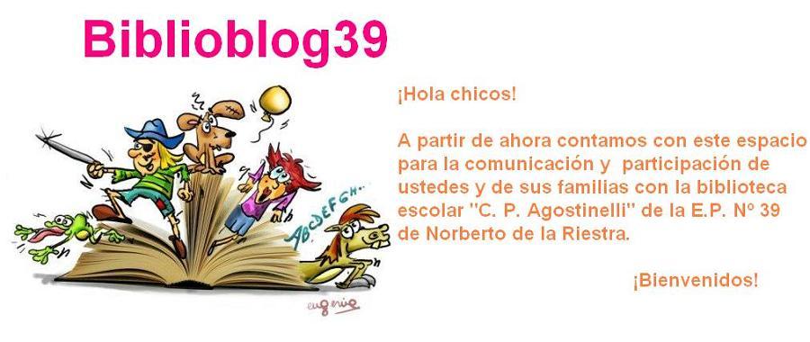 Biblioblog 39