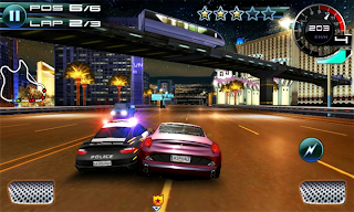 ASPHALT 5 Windows Phone Nokia Lumia 510 Game