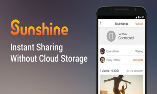 4 Solutions Share Large Size Files On Smartphones 1