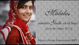 GM, 2013 dedicado a Malala