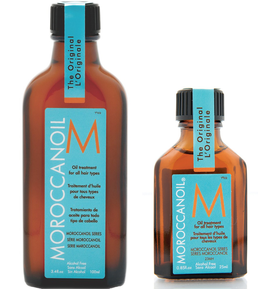 review moroccanoil moroccanoil light