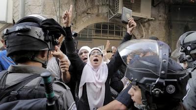Israel convoca reunião urgente por violência em Jerusalém