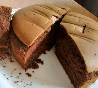 Resepi kek span coklat mudah dan sedap