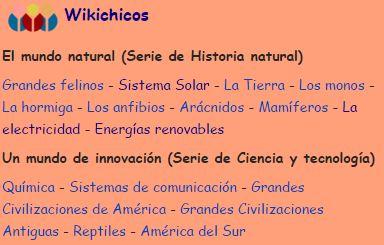 WIKICHICOS
