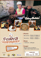 FESTIVAL GASTRONOMICO