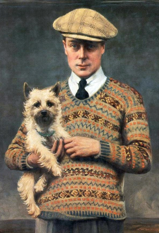TangoPony: Are Fair Isle Sweaters Knit by Ponies?