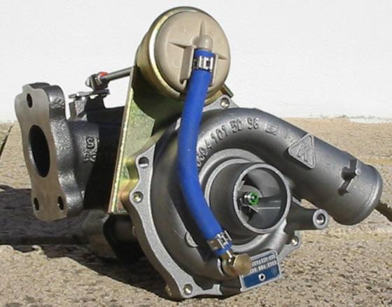 Turbocompresores