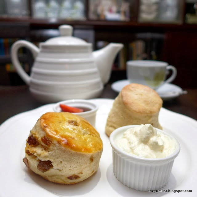 best scones in kuala lumpur, best afternoon tea in kl