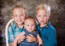 My 3 Muskateers