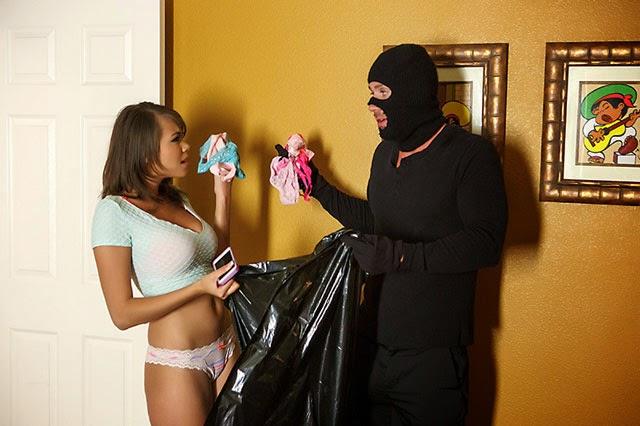 burglar fucks wife brazzer