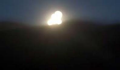 Argentina UFO San Juan April 2011
