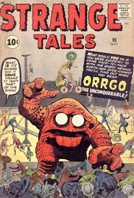 Strange Tales, Orrgo
