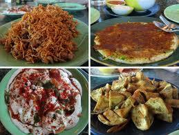 South Indian Breakfast Menu