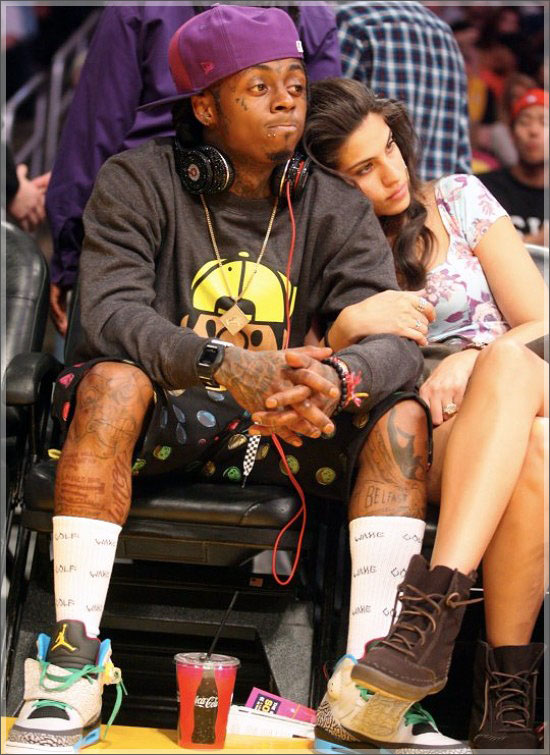 Christina Milian And Lil Wayne Dating: Alleged Publicist Of Jas Prince ...