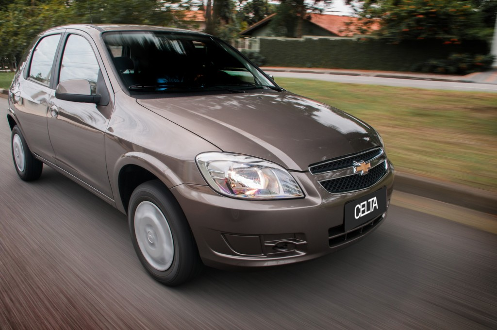automovel Chevrolet Celta 2014