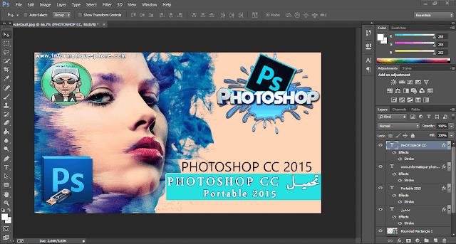 photoshop CC portable