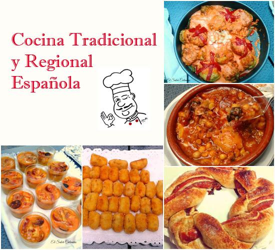 homenaje a la cocina tradicional y regional espa ola el ForCocina Tradicional Espanola