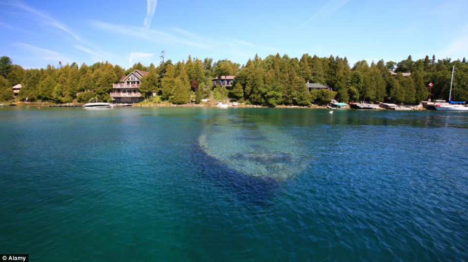 Pictures Of Toronto Island Homes Under Water