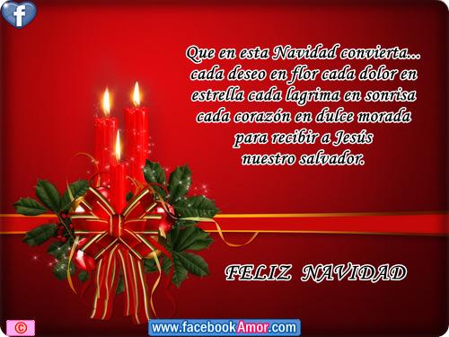Imagenes bonitas de navidad con mensajes - Frases de felicitacion por navidad ...