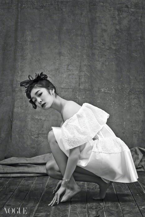 Kim Yuna - Vogue June 2014