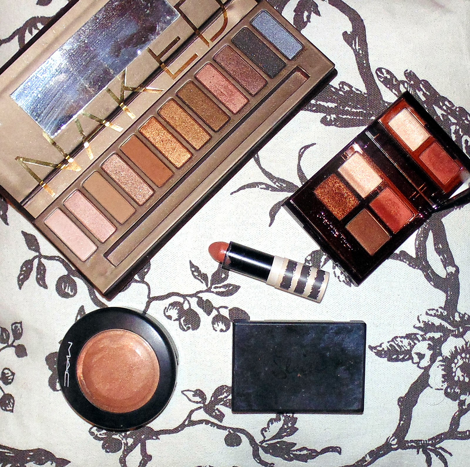 January favourites naked 1 urban decay charlotte tilbury mac and sleek