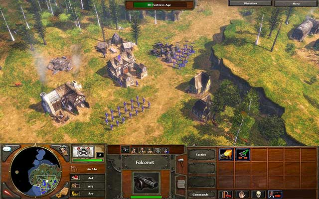 age of empires 3 free  windows 7