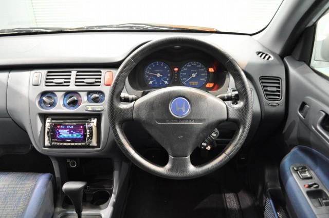 1999 Honda Hr V 4wd For Taznania Japanese Vehicles To
