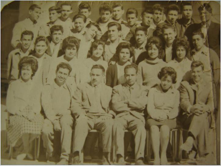 Promoción 1962
