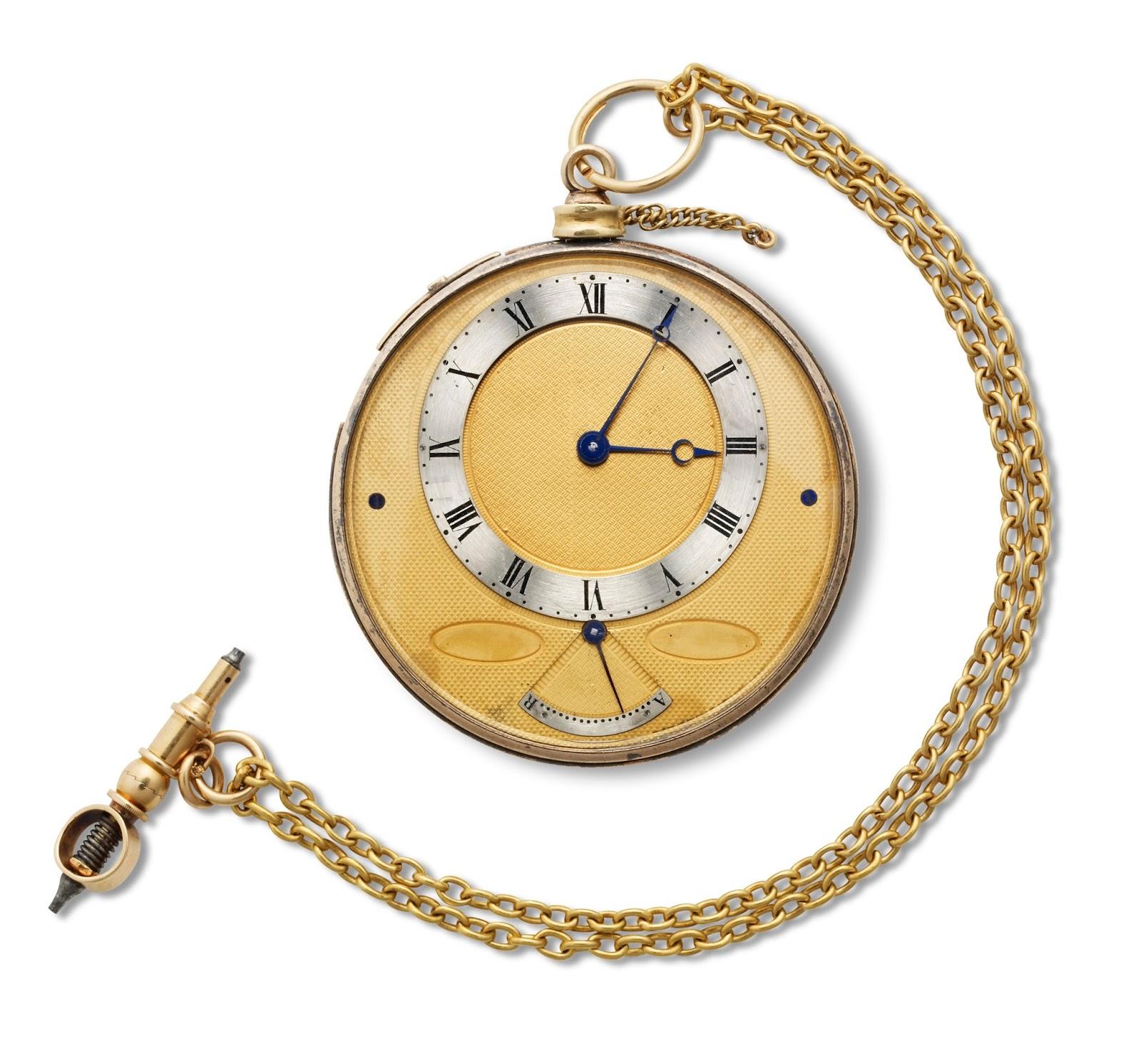 594cb78b316 Estação Cronográfica  Relógios Breguet patrocinam restauro da quinta ...