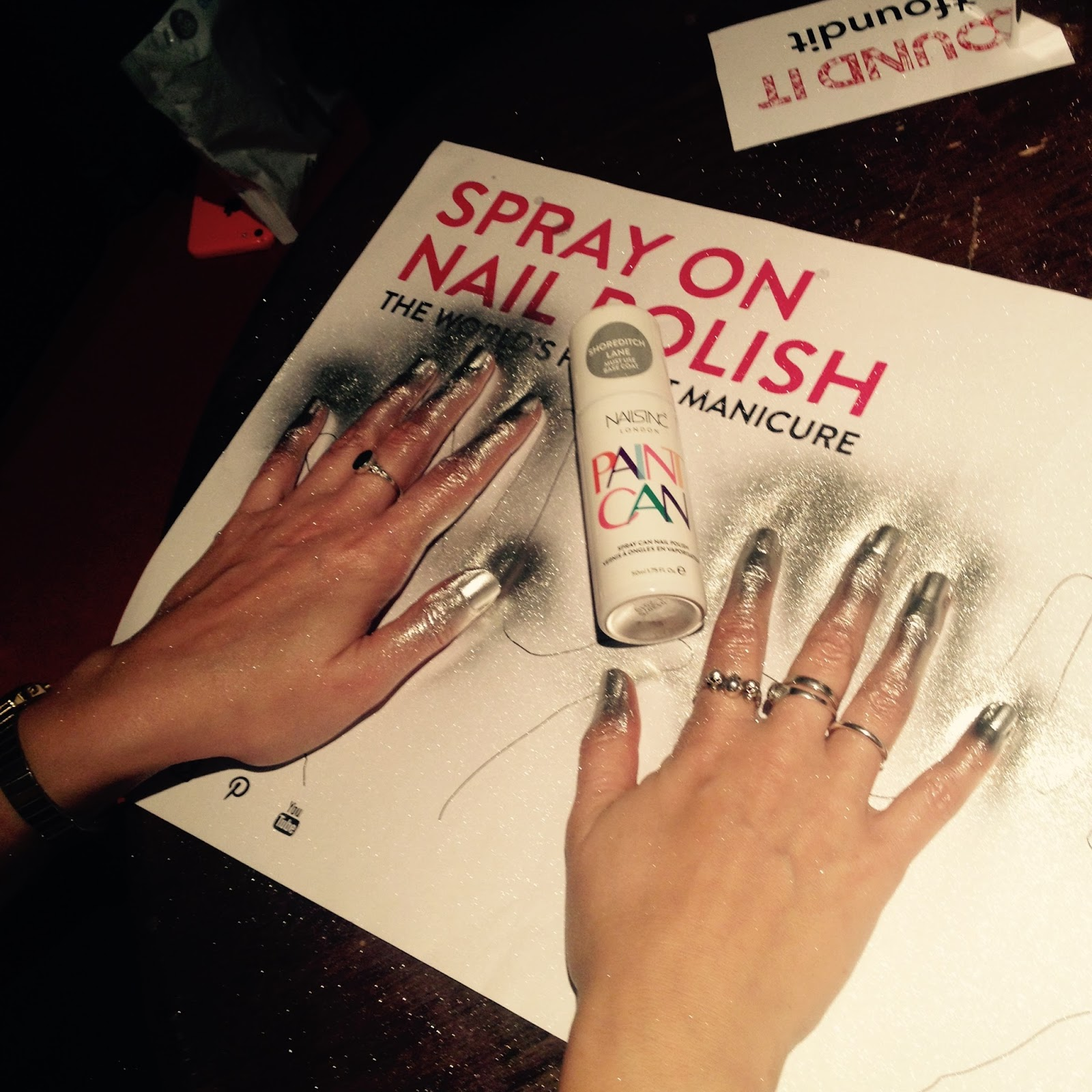 Nails Inc Spray-on Nail Polish: reviewed (and how to do it ...