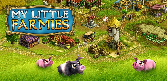 My little farmies un mmo divertente e gratuito for My little farmies