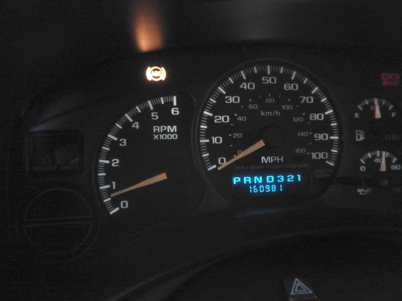 Tom Auto Pro 2001 Chevy Tahoe Abs Code C0265