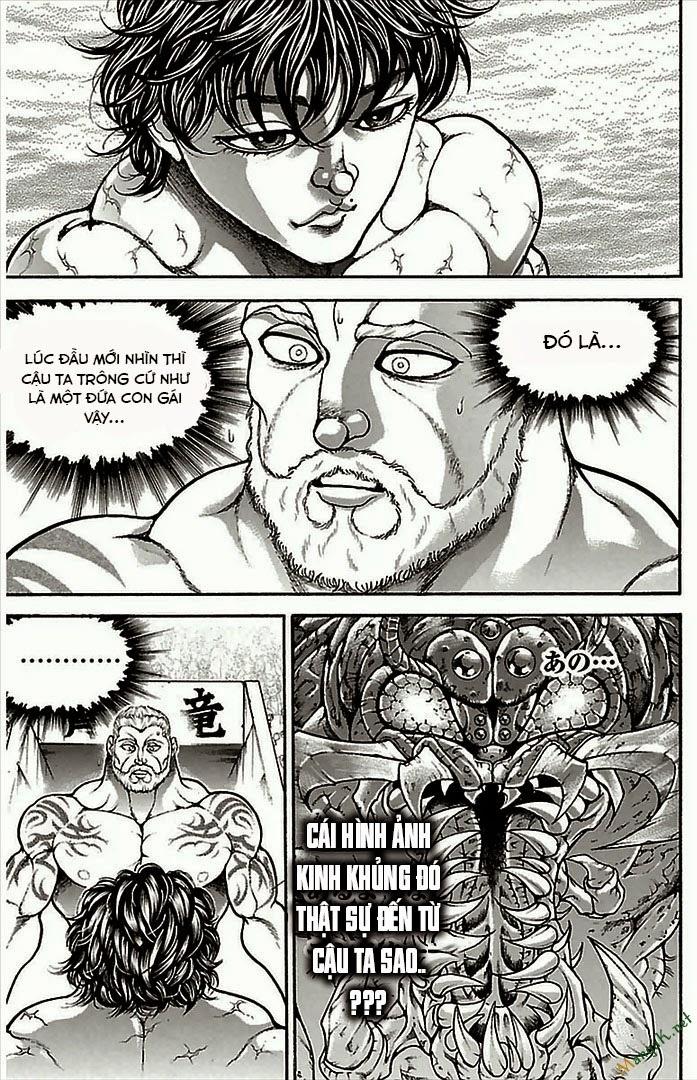 Baki Dou chap 3 Trang 8