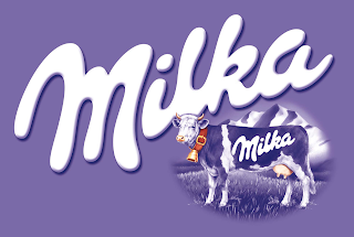 Milka Chocolate Logo