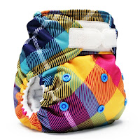 Rumparooz Preppy Diaper