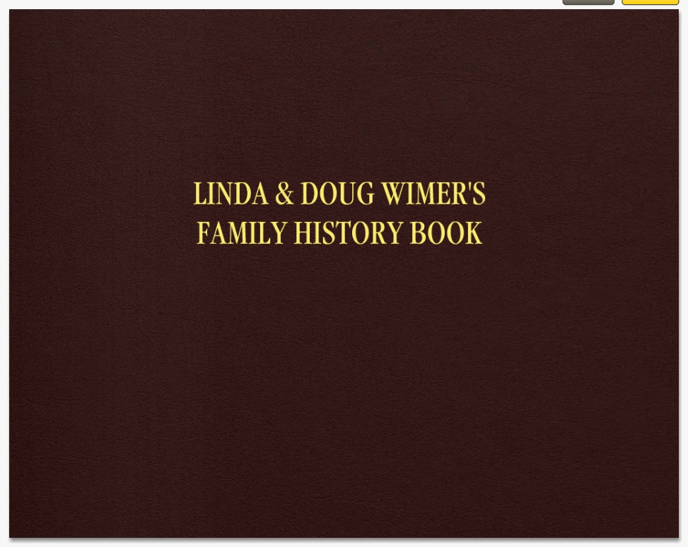 del s genealogy ramblings creating a family history book with