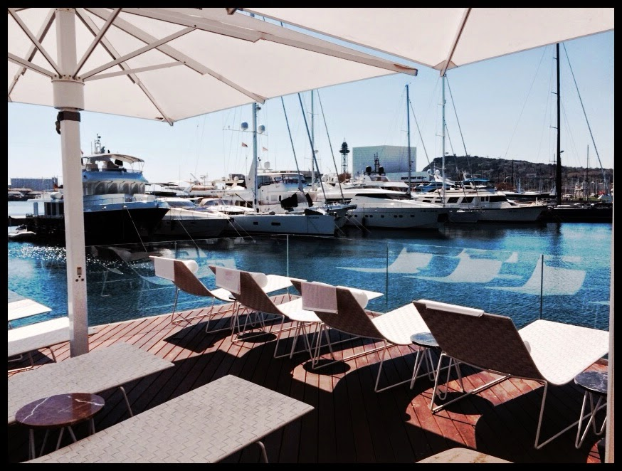 Barcelona besotted because of the new luxe one ocean for Oneocean club barcelona