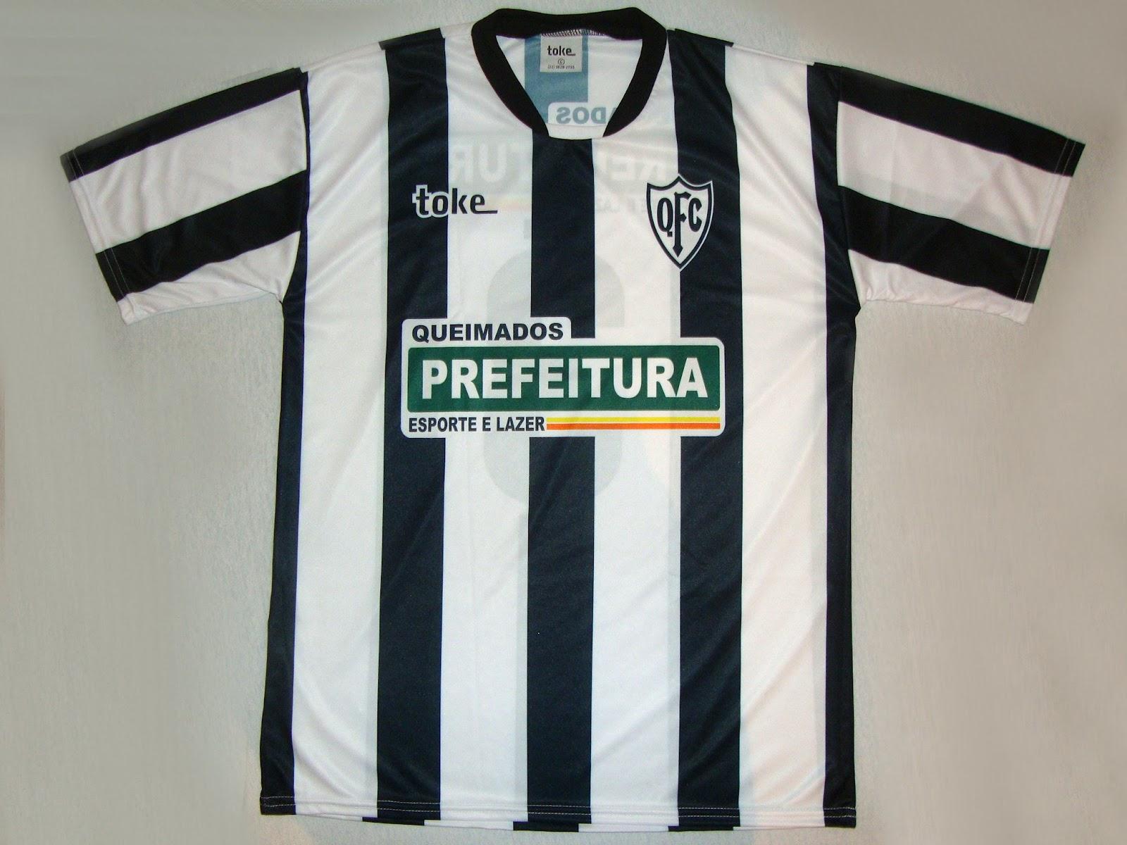 fd6f2bbf41 Queimados Futebol Clube (RJ) - Show de Camisas